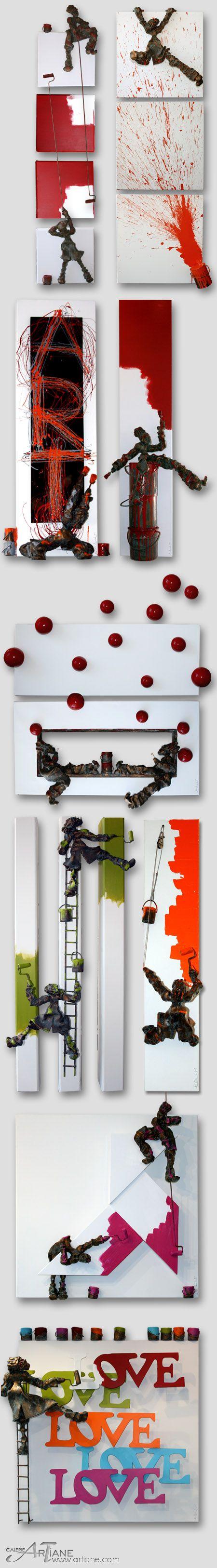 Bernard Saint-Maxent - collection début 2012