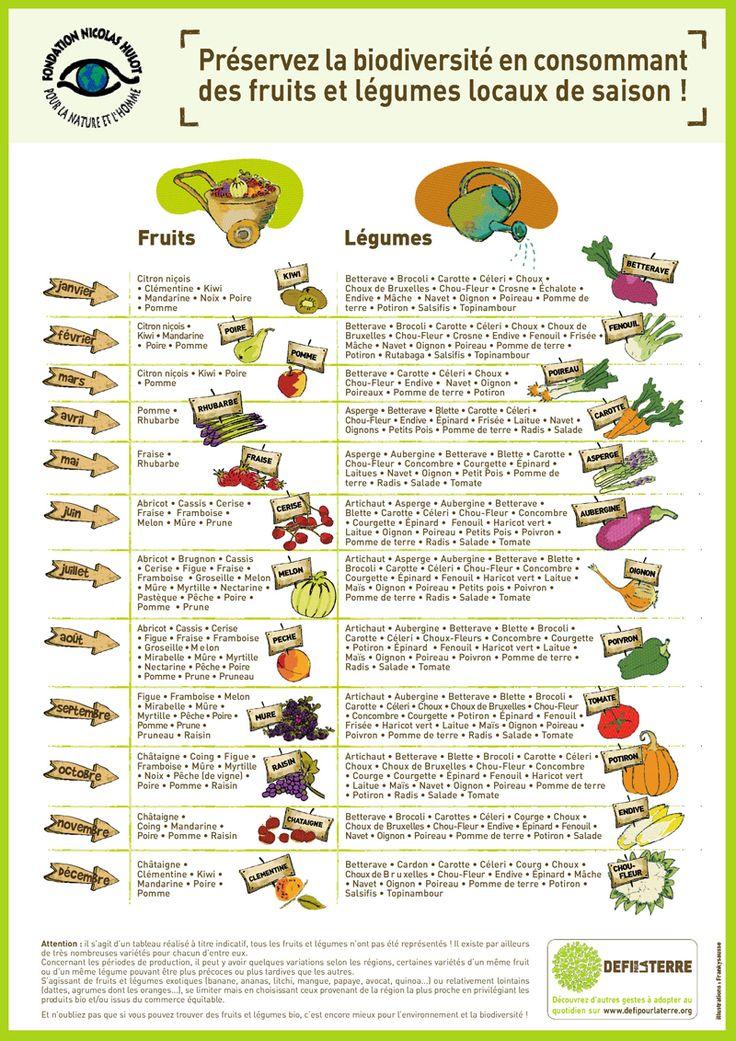 affiche-saisons/légumes
