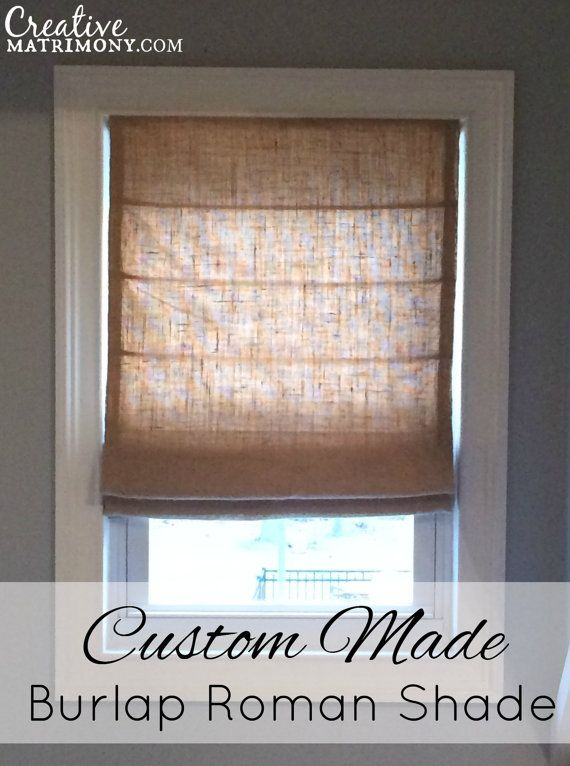 burlap window shades budget custom made flat front burlap roman shade black out lining 35