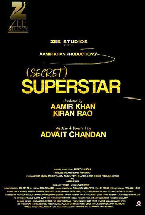 Watch Secret Superstar Full-Movie