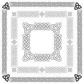 Nós celtas, padrões — Ilustração de Stock #45455583