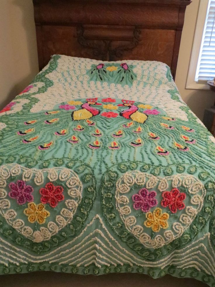 539 best images about peacock linens bedding on pinterest fleece throw peacock quilt and - Peacock bedspreads ...