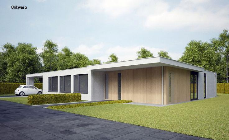 Ariëns cs | Architecten en ingenieurs - Verbouw bungalow Son