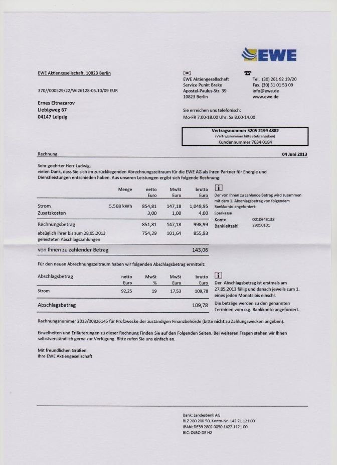 Fake Utility Bill Template Http Www Valery Novoselsky Org Fake Utility Bill Template 1722 Html Bill Template Report Card Template Templates