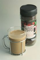 Soymilk Coffee Recipe: This quick, easy coffee recipe is also vegan and lactose-free.