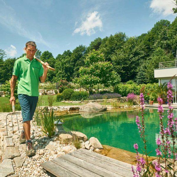 Die besten 25+ Garten am hang Ideen auf Pinterest - garten am hang