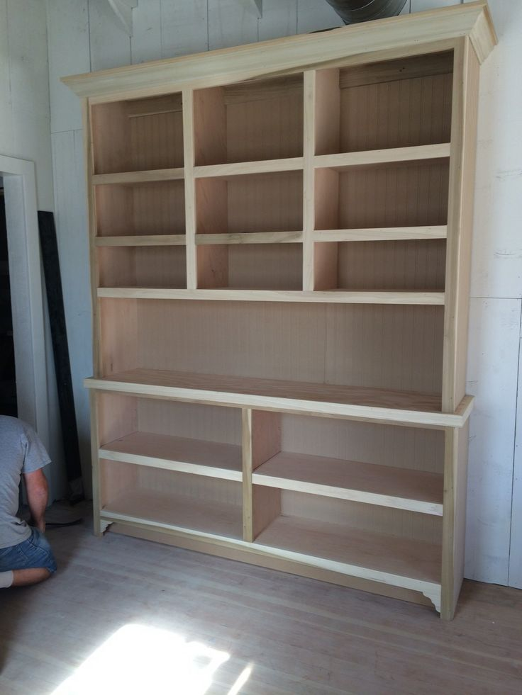New Merchandise display cabinet being installed. www.bobswellbread.com