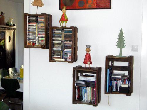 ber ideen zu alte weinkisten auf pinterest weinkisten weinkisten regal und tisch bauen. Black Bedroom Furniture Sets. Home Design Ideas