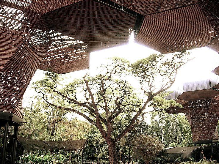 Orquideorama, Medellín. JPRCR Arquitectos.