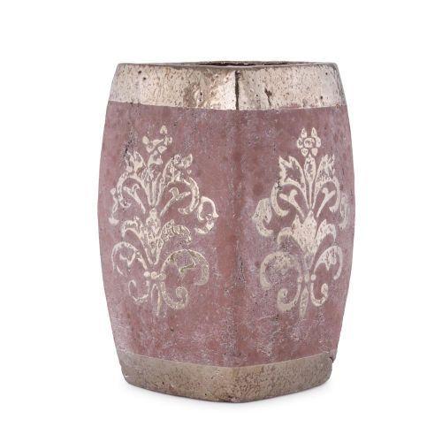 Decoratiuni - Vaza ceramica patrata, 31 cm la numai 42.00 RON