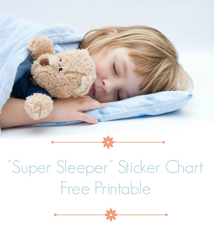 Bedtime Reward Chart when a Child Won't Stay in Bed ...