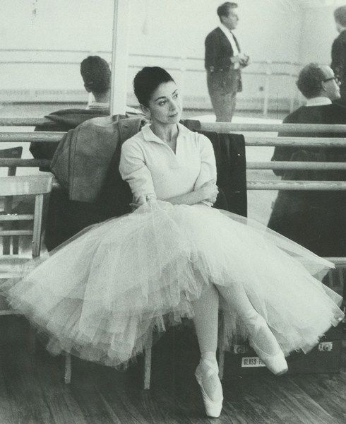"""Ballerina Margot Fonteyn. She was one of only 11 dancers to ever earn the rare & honored titled """"Prima Ballerina Assoluta."""""""