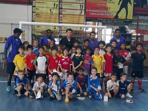 Superskills Soccer Camp