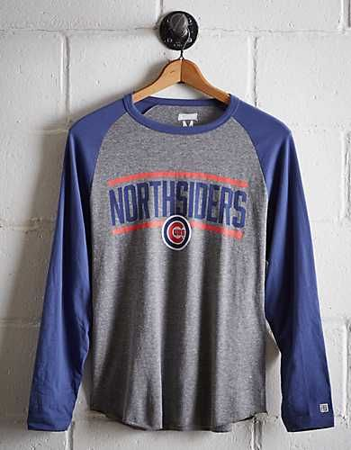 a7962ee5a Tailgate Men s Chicago Cubs Baseball Shirt - Free Returns