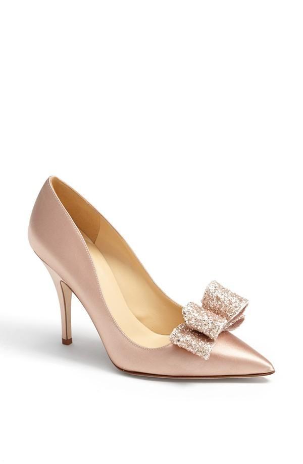 This pump will make you feel and look like a princess | Kate Spade 'lynda' pump