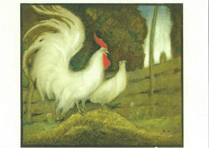 Rudolf Koivu (1890-1946) satukuvituksen klassikko