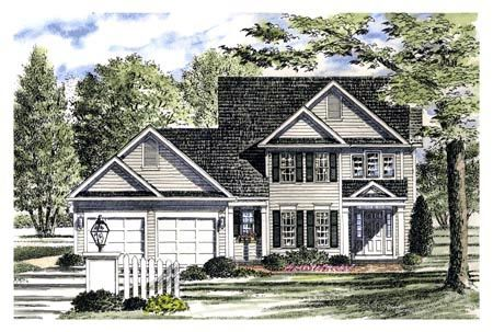 House plan 94149 country plan with 1816 sq ft 3 for The blarney house plan