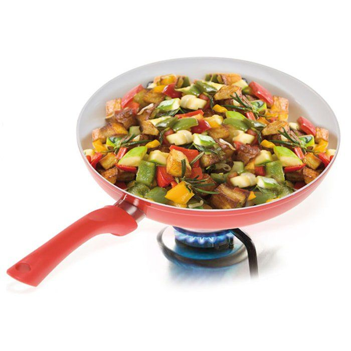 Non-sticky High-quality Aluminium Pan....Get 10% Discount  Now now you can have safe way of cooking without creating a mess in your kitchen. Give miss call to 044 40704049/ 04443917099 Mobile - 9962099272/ 9884409185 Visit - http://goo.gl/TuqMoj Product Video - https://youtu.be/0vGJ3MqQ3to Testimonial Video - https://youtu.be/brLUZNdLoyU