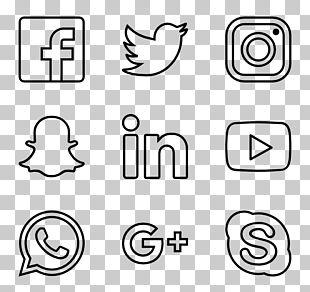 Computer Icons Encapsulated Postscript Social Media Icons Png Clipart Computer Icon Social Media Icons Free Social Media Icons