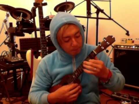 【『So much in love.』ウクレレで弾いてみた】つるの剛士 〜つるえもん〜 - YouTube