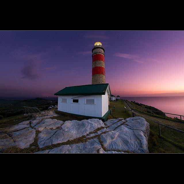 Cape Moreton Lighthouse - Moreton Island by Garry - www.visionandimagination.com, via Flickr
