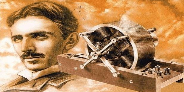 """Nikola Tesla: """"Pude ver el pasado, presente y futuro todo al mismo tiempo"""""""
