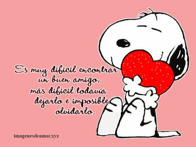 Dibujos De Amor Con Frases: 31 Best Snoopy Images On Pinterest