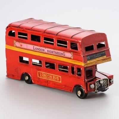 Miniatura London Bus - Rojemac