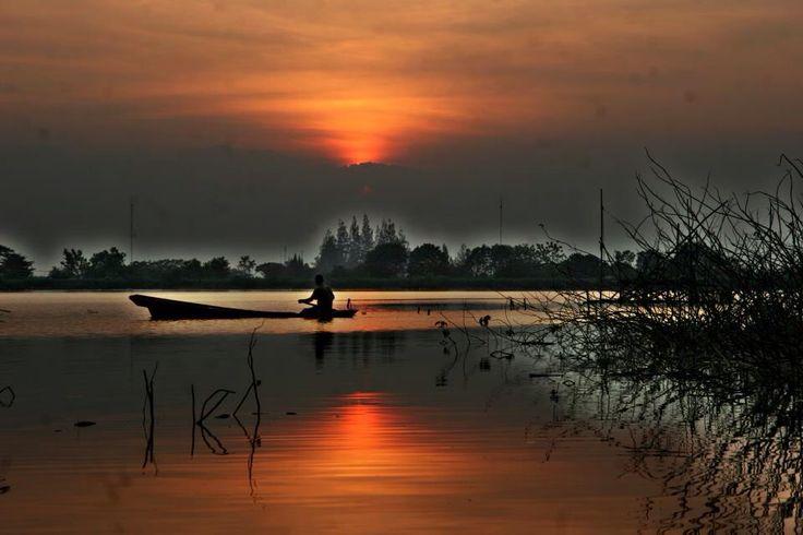 Mulur sunset