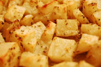 """""""Mexican Roasted Potatoes"""" These were awesome!!!  added cilantro when i pulled them out of the oven.  yum yum!"""