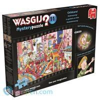 Puzzel Wasgij Mystery 11: Childcare 1000 stukjes -  Koppen.com