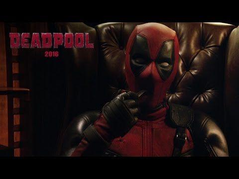 Deadpool   Trailer Trailer [HD]   20th Century FOX - YouTube THIS IS THE BEST TEASER EVERRRRR!!!!!
