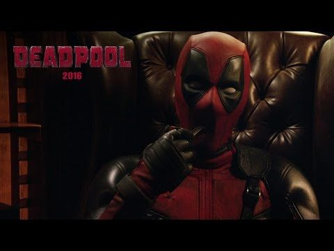 Deadpool | Trailer Trailer [HD] | 20th Century FOX - YouTube THIS IS THE BEST TEASER EVERRRRR!!!!!