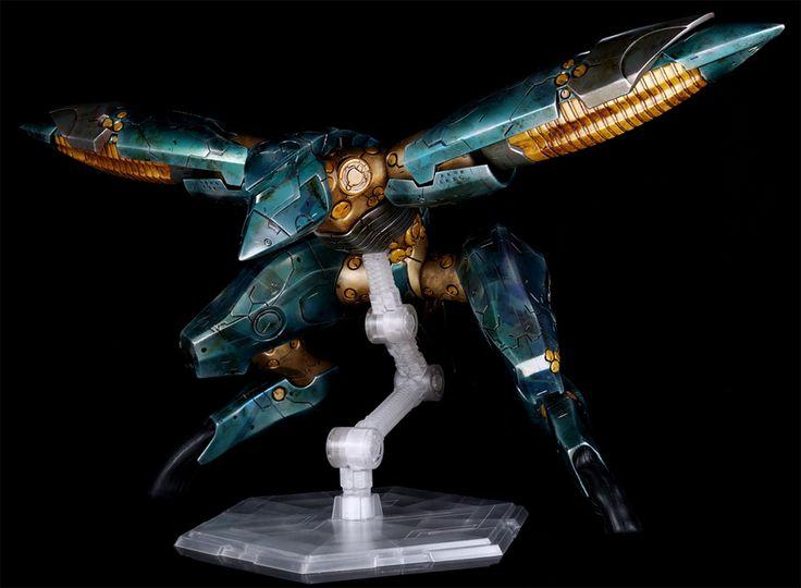 Metal Gear Solid figurine Metal Gear Ray threeA Toys