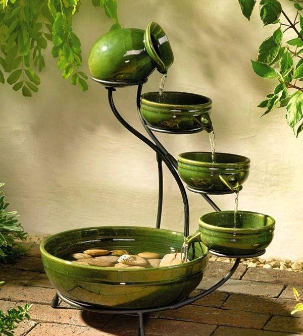 Mais de 1000 ideias sobre Eclectic Outdoor Fountains no Pinterest ...