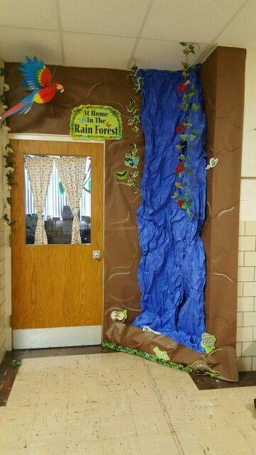 Discover Ideas About Rainforest Preschool Clroom Decoration More