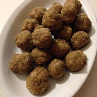 Pasticciando in cucina con il Cuisine Companion Moulinex: Polpette al forno