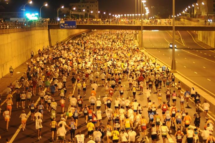 Comrades Marathon 2013. Durban.