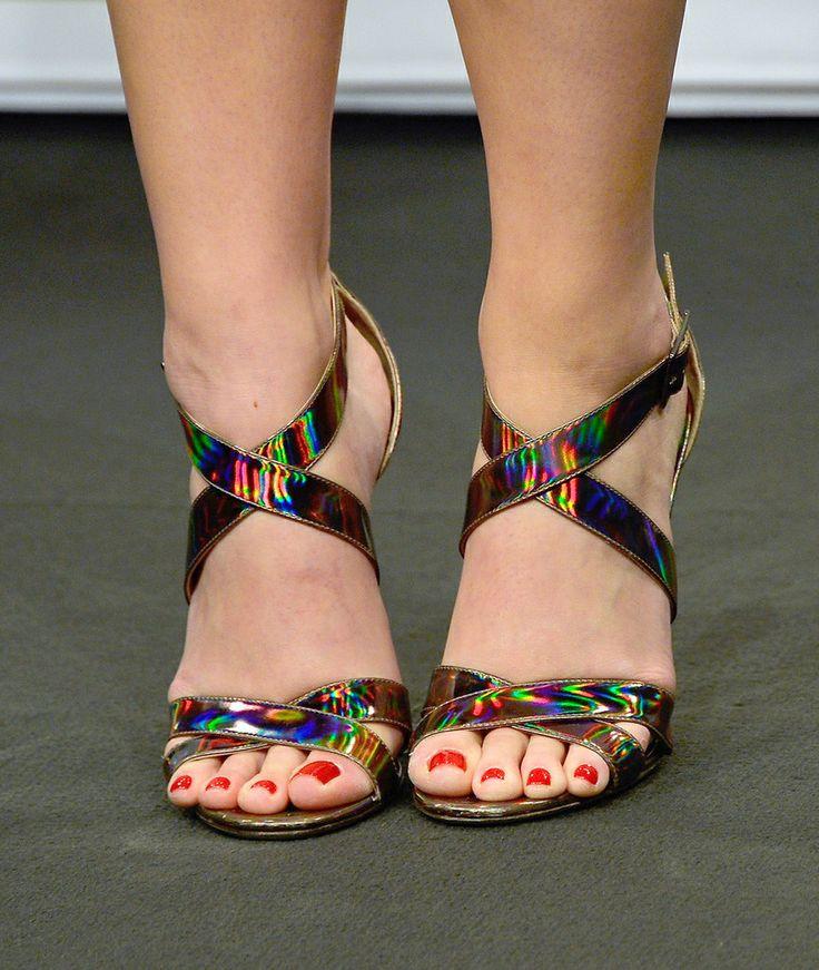 Ms Katy Perry Xoxo  Sapatos Sandlias, Pezinho E Sandalia-4943