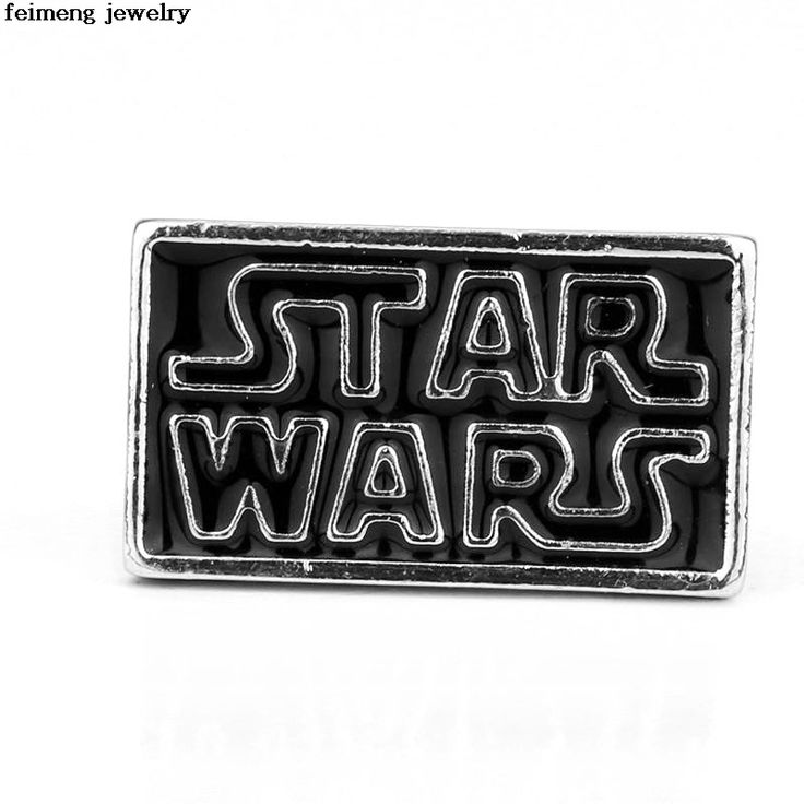3 Types Star Wars Brooch Star Wars Galactic Empire logo enamel Brooches badges Pins hat tie tack brooch for women men Jewelry. Yesterday's price: US $21.00 (17.32 EUR). Today's price: US $14.07 (11.58 EUR). Discount: 33%.