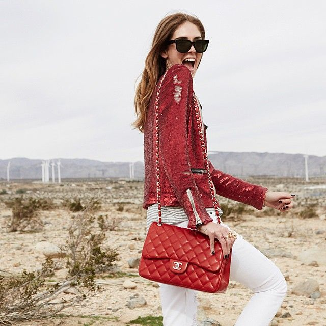 chiaraferragni's photo on Instagram
