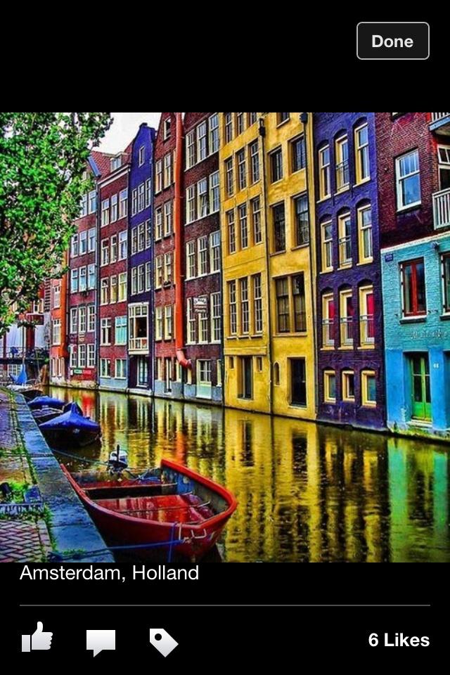 Holland #holland - Mehr auf http://www.reisebuero-billiger.de