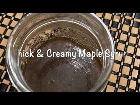 59 Cent Copycat Walden Farms Pancake Syrup Recipe   FAT FREE - SUGAR FREE - CALORIE FREE - YouTube
