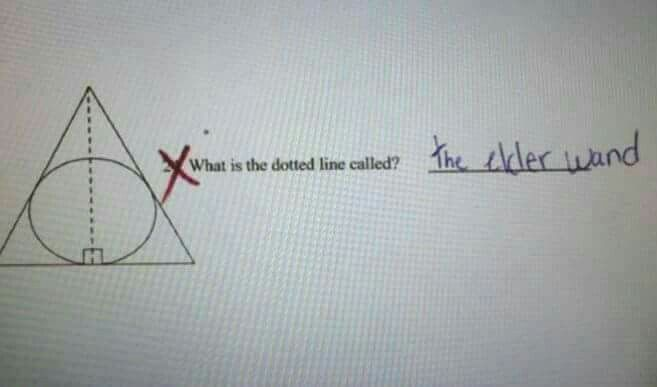 Best answer ever