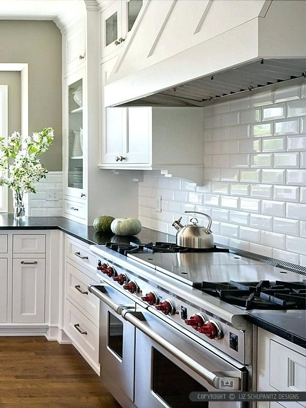 Image Result For Beveled Subway Tile Backsplash Herringbone