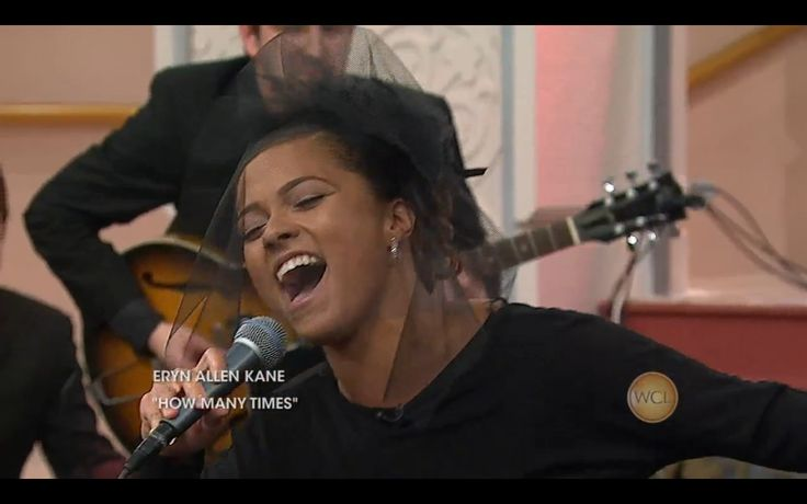 "Video: Eryn Allen Kane Performs ""How Many Times"" on 'Windy City Live'"