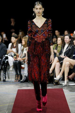 The Top Fashion Trends of Fall 2015 - Vogue