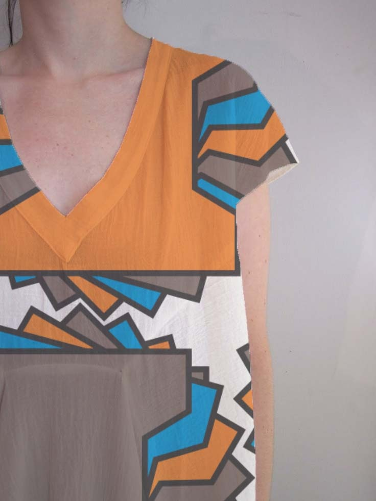 #19 Collection #1 - by Nathalia Mandelli  Note: This picture is not mine, only the design of it!