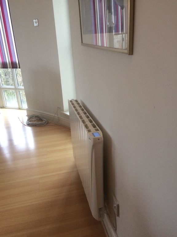 Another Happy Client Intelli Heat Replaced Old Fashioned Panel Heaters With The New Energy Efficient I Sense Wi Electric Radiators Radiator Heating Radiators