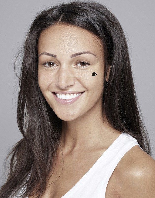 PRIMER FOR DIFF PARTS OF FACES - Michelle Keegan's makeup artist shares her 3 essential skin-tips